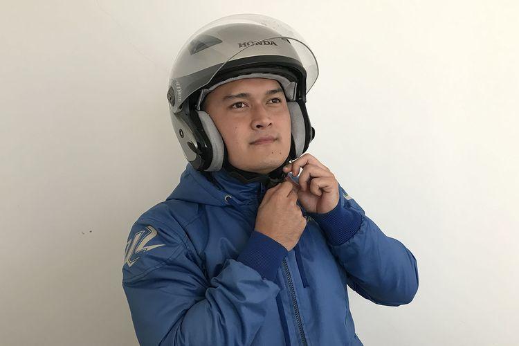Helm open face