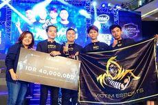 Tim Esports asal Indonesia Juarai Turnamen Mobile Legends di Malaysia