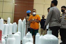 Tabung Bekas APAR Disulap Jadi Tabung Oksigen, Kenali Bahayanya