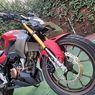 Honda CB150R Lama Bisa Pakai Suspensi Upside Down CB150R Baru