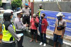 Operasi Patuh Siwalima di Ambon, Polisi Belum Tindak Pelanggar, Malah Bagikan Sembako