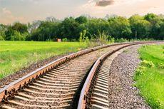 Pengadaan Tanah Jalur Kereta Api Makassar Tuntas Akhir 2020