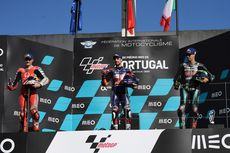 Tim Satelit Kuasai Podium MotoGP Portugal 2020, Sejarah 16 Tahun Terulang