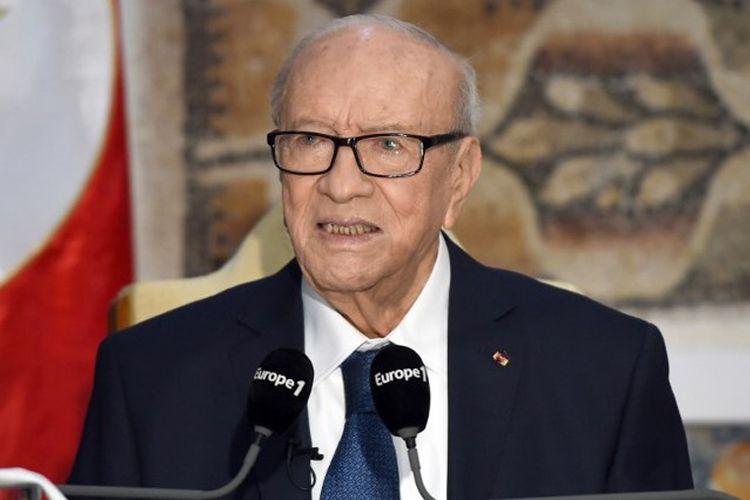 Presiden Tunisia Beji Caid Essebsi