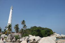 Melihat Pulau Lengkuas dan Mercusuar yang Didirikan Sejak Era Kolonial