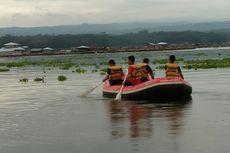 Perahu Karam di Waduk Cirata, Tujuh Penumpang Hilang