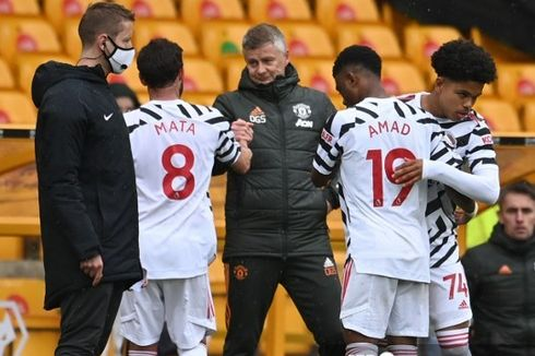 Wolves Vs Man United -  Setan Merah Tutup Musim dengan Kemenangan