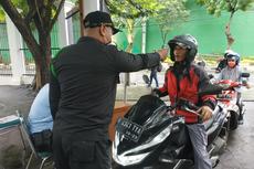 Setelah Istana Presiden dan Wapres, Pemeriksaan Suhu Tubuh Dilakukan Juga di DPR
