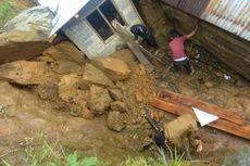 Banjir dan Longsor di Solok, Satu Warga Tewas dan 1.050 Rumah Terendam