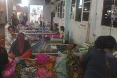 Trauma Gempa,178 Pasien RSUD Poso Pilih Menginap di Halaman