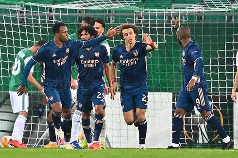 Hasil Lengkap Liga Europa - Wakil Inggris Menjanjikan, 1 Tim Italia Terpeleset