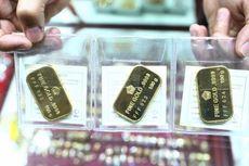 Kembali Turun, Harga Emas Antam Hari Ini Rp 498.000
