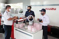 Astra Isuzu Buka Lowongan Sales Trainee Lulusan D1-D3