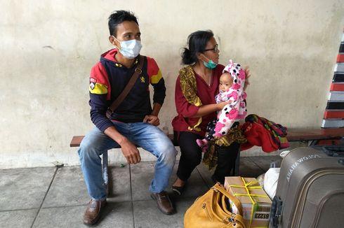 Cerita Bayi 8 Bulan Batuk dan Muntah Akibat Kabut Asap Riau, Diungsikan Orangtuanya ke Medan