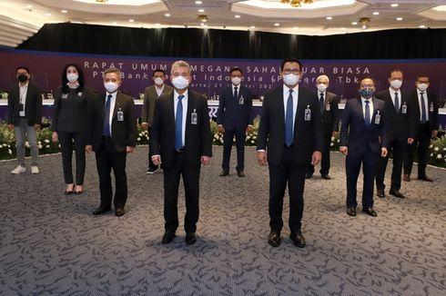 Perkuat Komitmen Bangkitkan UMKM, BRI Selenggarakan RUPSLB 2021