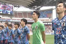 Hasil Laga Uji Coba Jelang Olimpiade 2020: Tim Muda Jepang dan Spanyol Sama Kuat