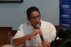 Sandiaga: Prabowo-Hatta Minta Wejangan SBY demi Kebaikan Bangsa