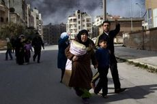 Oposisi Suriah Dukungan Barat Tak Ikut Geneva 2
