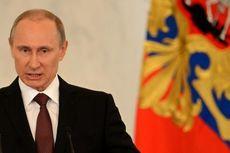Presiden Vladimir Putin Resmikan Masjid Agung Moskwa, Terbesar di Rusia