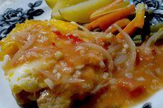 Resep Steak Tempe Crispy Sederhana, Steak Versi Murah