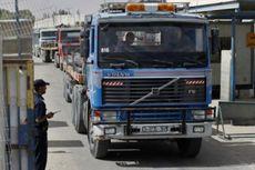 Israel Izinkan Bahan Konstruksi PBB Lewati Jalur Gaza