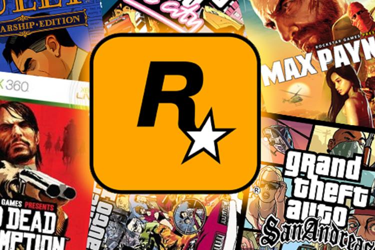 ilustrasi Rockstar Games