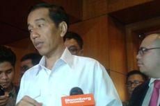 Jokowi Bertemu Pengusaha di Hotel Four Seasons
