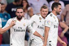 Real Madrid Vs Valencia,