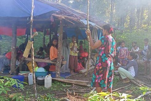 Derita Pengungsi Gempa Maluku Tengah: Kami Tak Bisa Kembali karena Rumah Rusak Berat