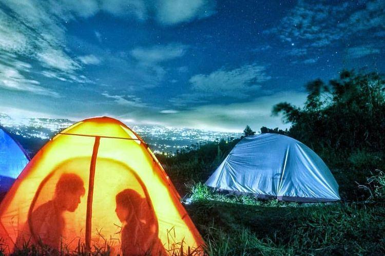 Bukit Alesano, Kabupaten Bogor, Jawa Barat.