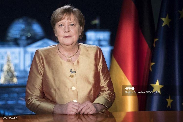 Angela Merkel Ansprache 2021