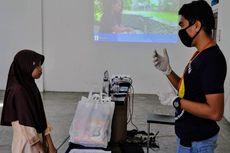 Yayasan Hidung Merah Edukasi Anak Pinggiran Jakarta Jaga Diri dari Wabah Corona