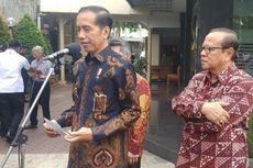 Silaturahim dengan PGI, Jokowi Sampaikan Capaian Pemerintah