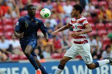 Arsenal Gaet Striker Belia Perancis