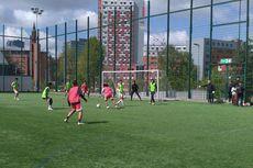 Jelang Garuda Select Vs Leicester, Fakhri Simulasi Pola 4-3-3