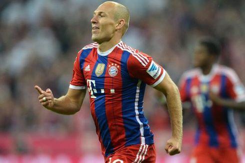 Bayern Tanpa Ribery dan Robben ketika Jamu City