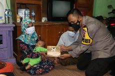 Terlilit Utang Bank dan Bingung Menafkahi Bayinya, Istri Terduga Teroris Dikirimi Uang Jokowi