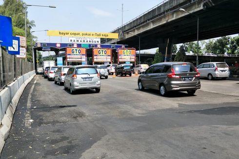 Kepala Truk Pertamina yang Terbakar Selesai Dievakuasi, Gerbang Tol Rawamangun Dibuka