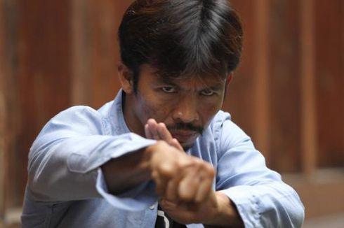 Persiapan Cecep A Rahman untuk Shooting Film John Wick 3