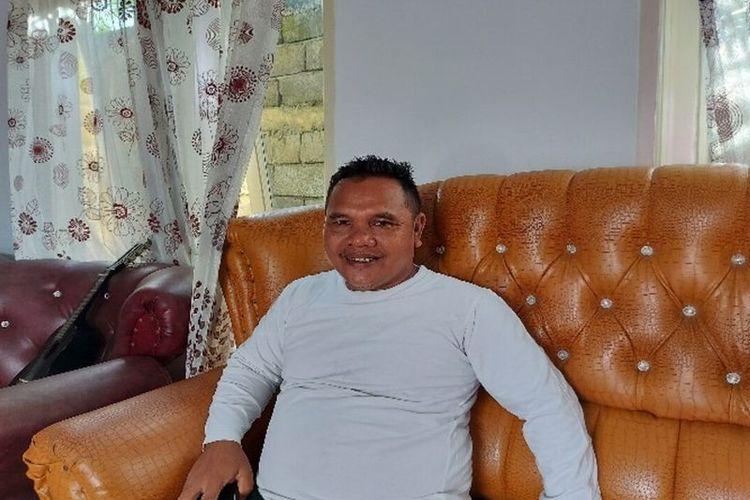 Sang pencipta lagu Terpesona, Semuel Takatelide, mengaku bangga lagunya mendapat respons positif dan viral di media sosial.