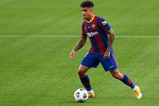 Coutinho Berpeluang Tampil Saat Barcelona Melawan Atletico Madrid