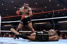 Mike Tyson Bisa Tumbangkan Deontay Wilder dan Anthony Joshua dalam Satu Pukulan