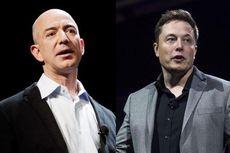Lampaui Kekayaan Jeff Bezos, Elon Musk Jadi Orang Terkaya di Dunia