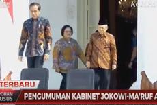VIDEO LIVE STREAMING Jokowi Umumkan Nama Menteri dan Kabinet