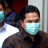 Alasan Jokowi Tunjuk Erick Thohir Komandani Komite Pemulihan Ekonomi