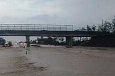 Tol Cipali Terendam Banjir 1 Jam, Pengelola Minta Maaf