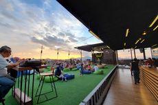 Nongkrong Sore di Banda Aceh, Abraj Rooftop Lounge yang Instagramable