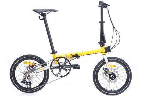 Sepeda Lipat Element Cetak Rekor Muri, Ini Tanggapan CEO