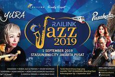 Siap-siap Menikmati Musik Jazz di StasiunKereta Api Bandara