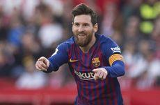 Lionel Messi Sampaikan Jawaban soal Isu Hengkang dari Barcelona